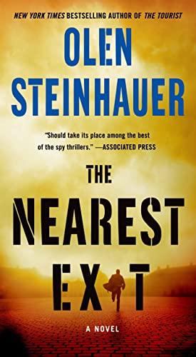 9781250025425: The Nearest Exit (Milo Weaver)