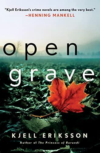 Open Grave: A Mystery (Ann Lindell Mysteries): Eriksson, Kjell