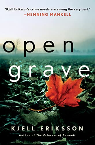 9781250025494: Open Grave: A Mystery (Ann Lindell Mysteries)