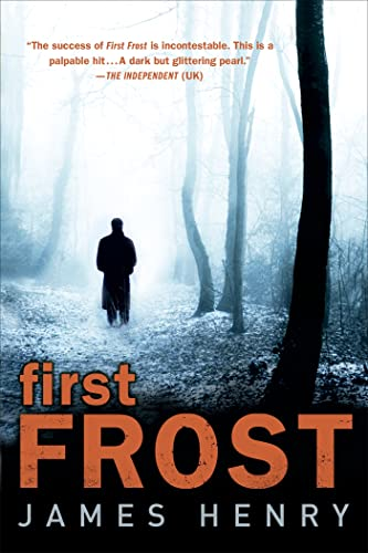 9781250025531: First Frost: A Mystery (DS Jack Frost Investigations)