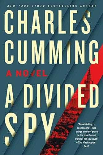 9781250025555: A Divided Spy: A Novel (Thomas Kell)