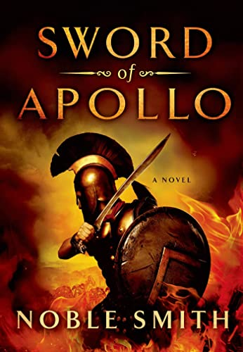 Sword Of Apollo 9781250025593  Noble Smith brings the gory political struggles of fifth-century [B.C.] Greece vividly to life in a way that I haven't seen since the novels of Mary Renault. A superb historical novel by a master storyteller.  ―Angus Donald, author of Warlord, on Spartans at the Gates Nikias of Plataea has survived battle, shipwreck, and torture. But now the young warrior must face his greatest challenge: leading the people of his city-state on a desperate exodus to Athens while being hunted down by the largest Spartan expeditionary force in history. From the burning forests of the legendary Mount Kithaeron, to the plague-ridden streets of Athens, to the dreaded Prison Pits of Syrakuse, Nikias has to use his fists, sword, and wits to defeat his enemies, and bring aid to a citadel cut off from the rest of the world by merciless invaders. Award-winning author Noble Smith's Sword of Apollo brings to a close the thrilling Warrior trilogy, set during the epic war that tore apart Ancient Greece.