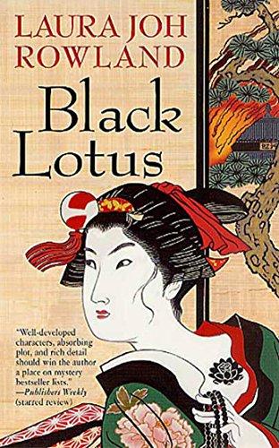 9781250025630: Black Lotus (Sano Ichiro Novels)
