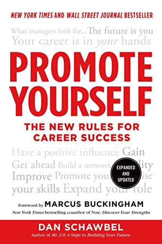 9781250025685: Promote Yourself: The New Rules for Career Success