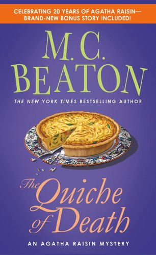 9781250026743: The Quiche of Death: An Agatha Raisin Mystery (Agatha Raisin Mysteries)