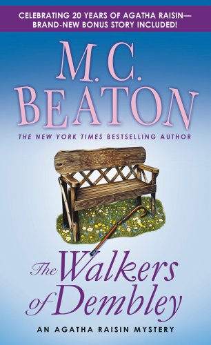 9781250026750: The Walkers of Dembley (Agatha Raisin)