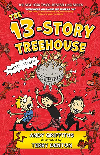 9781250026903: The 13-Story Treehouse (The Treehouse Books)