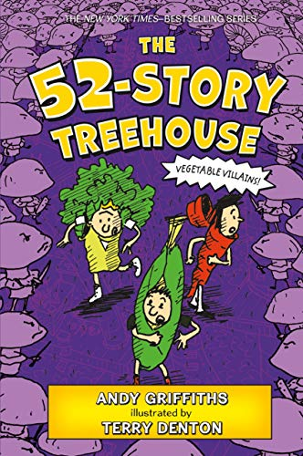 The 52-Story Treehouse (The Treehouse Books): Griffiths, Andy