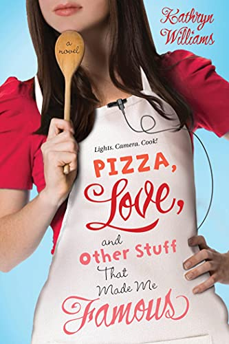 9781250027450: Pizza, Love, and Other Stuff That Made Me Famous: A Novel (Christy Ottaviano Books)