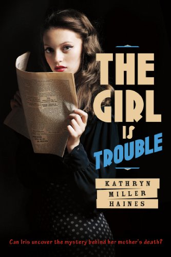 9781250027467: The Girl Is Trouble