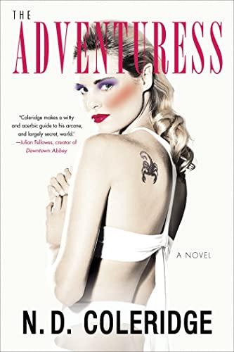 9781250028259: The Adventuress: A Novel