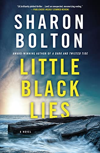 Little Black Lies: Sharon Bolton and