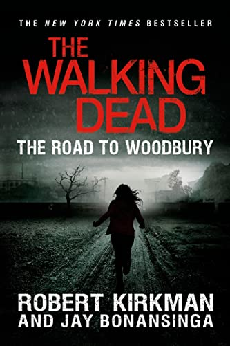 9781250028884: The Road to Woodbury (Walking Dead)