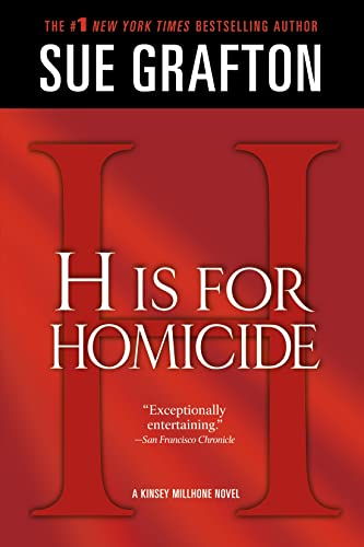 9781250029645: H Is for Homicide