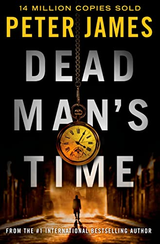 9781250030184: Dead Man's Time (Detective Superintendent Roy Grace)