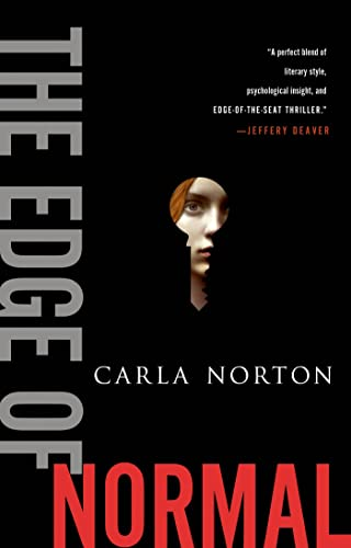 9781250031044: The Edge of Normal: A Novel (Reeve LeClaire Series)