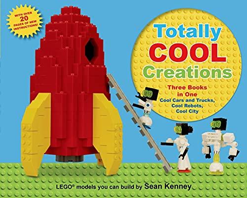 Totally Cool Creations: Kenney, Sean
