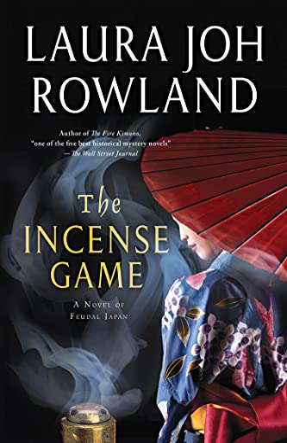 9781250031112: The Incense Game: A Novel of Feudal Japan (Sano Ichiro Novels)