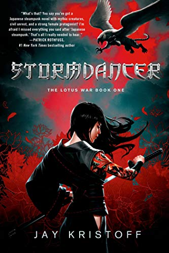 9781250031280: Stormdancer (The Lotus War)