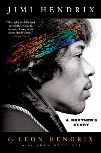 9781250031433: Jimi Hendrix: A Brother's Story
