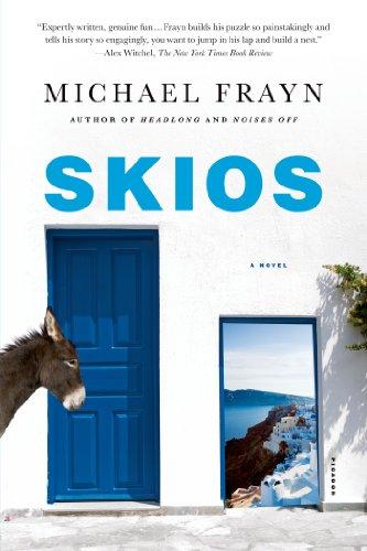 9781250032140: Skios: A Novel