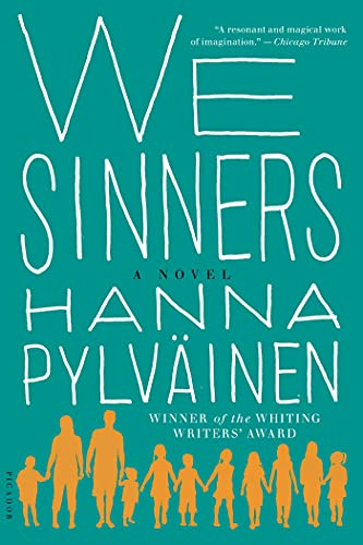 We Sinners: A Novel: Pylväinen, Hanna