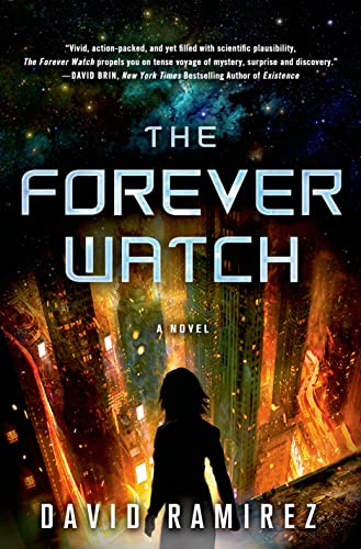 9781250033819: The Forever Watch: A Novel