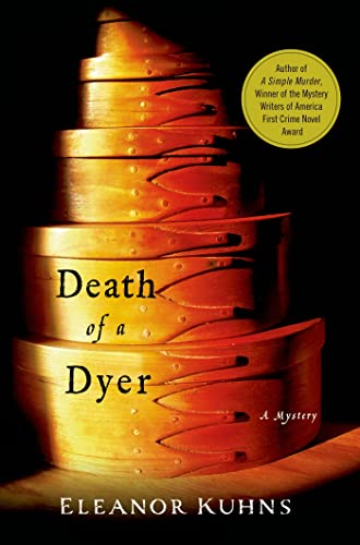 9781250033963: Death of a Dyer (Will Rees Mysteries)