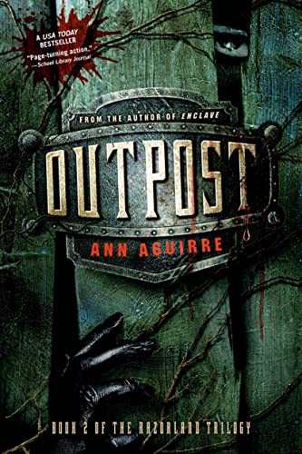 9781250034182: Outpost (The Razorland Trilogy)