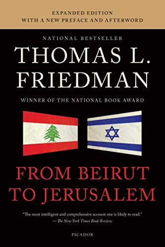 9781250034410: From Beirut to Jerusalem