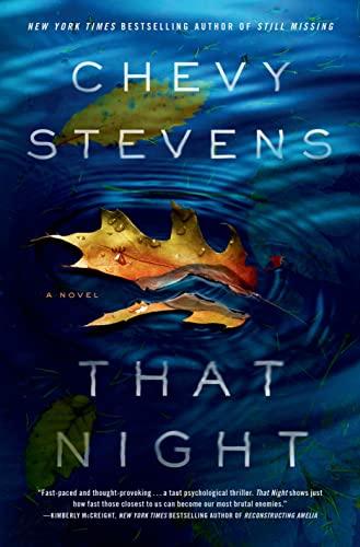 9781250034601: That Night: A Novel