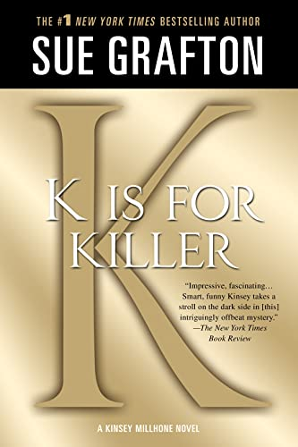 9781250035837: 'K' is for Killer (Kinsey Millhone Mysteries (Paperback))