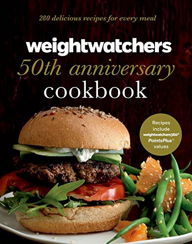 9781250036407: Weight Watchers 50th Anniversary Cookbook: 280 Delicious Recipes for Every Meal