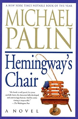 9781250036513: Hemingway's Chair