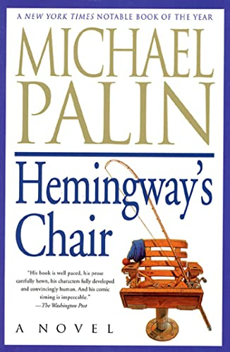 9781250036513: Hemingway's Chair: A Novel