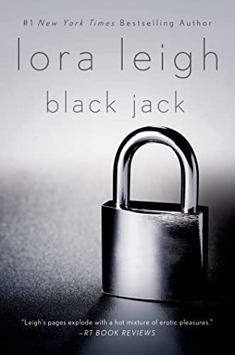 Black Jack (Elite Ops): Leigh, Lora