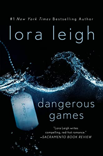 9781250036704: Dangerous Games: A Novel (Tempting Navy SEALs)