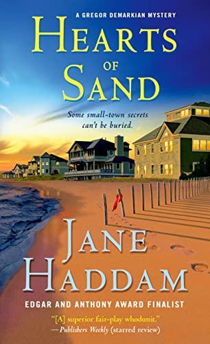 Hearts of Sand: A Gregor Demarkian Novel (Gregor Demarkian Novels): Haddam, Jane