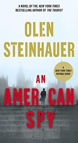 9781250036971: An American Spy (Milo Weaver)