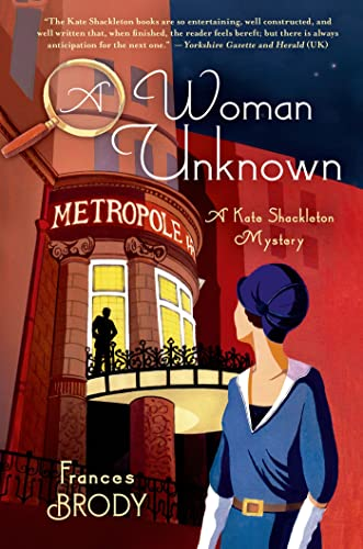 9781250037046: A Woman Unknown (A Kate Shackleton Mystery)