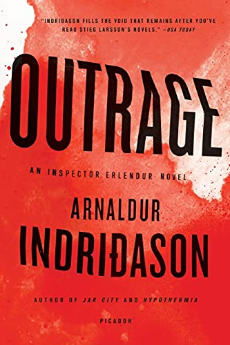 9781250037749: Outrage: An Inspector Erlendur Novel (An Inspector Erlendur Series)