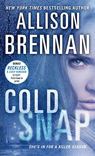 9781250038005: Cold Snap (Lucy Kincaid Novels)