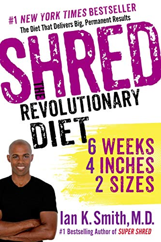 9781250038272: Shred: The Revolutionary Diet: 6 Weeks 4 Inches 2 Sizes
