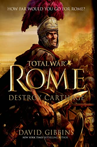 9781250038647: Total War Rome: Destroy Carthage