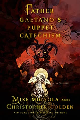 9781250039040: Father Gaetano's Puppet Catechism: A Novella