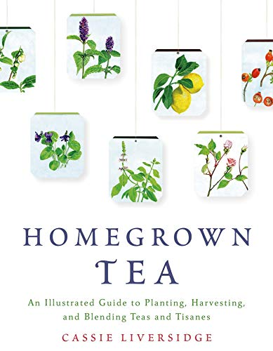 9781250039415: Homegrown Tea: An Illustrated Guide to Planting, Harvesting, and Blending Teas and Tisanes