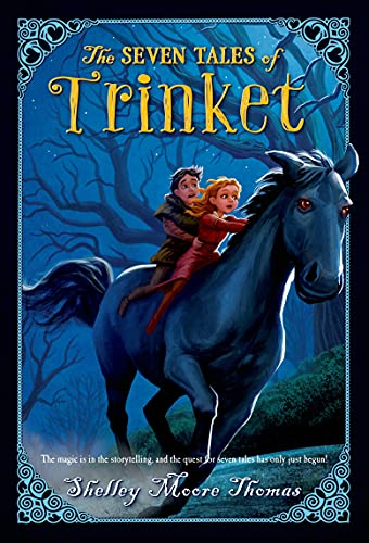 9781250039941: The Seven Tales of Trinket