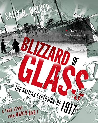 9781250040084: Blizzard of Glass: The Halifax Explosion of 1917