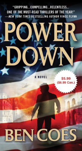 9781250040138: Power Down (A Dewey Andreas Novel)