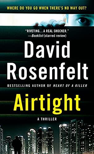 9781250040763: Airtight: A Thriller